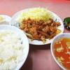 生駒軒 - 料理写真:生姜焼き定食