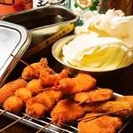 くし家串猿 - 50種以上あるので迷ったらコレ!野菜・肉・魚バランスよく食べられるセットです!