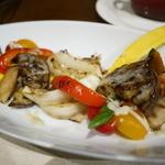 ブーランジェリーカフェ ラ・プロヴァンス - サラダ