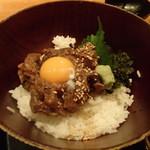 麹蔵 - りゅうきゅう丼