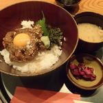 麹蔵 - りゅうきゅう丼 850円