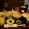 Kamakura - 料理写真:かまくら御膳全景1000円