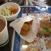 ホテルメッツ - 料理写真:ベーコンとゴロゴロタマゴサラダクロワッサンセット