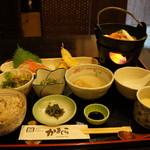 かまくら - 料理写真:かまくら御膳全景1000円
