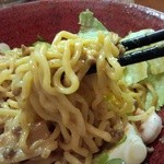 ○寅 麺屋 山本流 - 麺リフト
