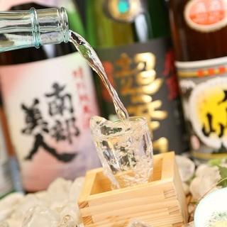 美味しい日本酒で美味しい料理を