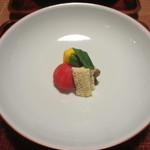 光安 - 夏野菜の八寸