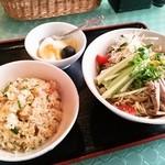 チャイニーズ食堂菜々 - 日替わりB定食(800円)