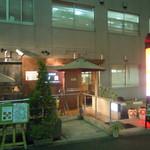 2013.8.13 夜の外観