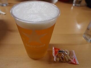 坂内食堂 - 生ビール