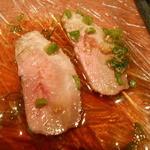 とよ福 - タンのタタキ 美味