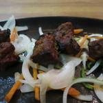 インド・パキスタン料理&カフェ ナイル - マトンシクワ