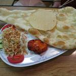 インド・パキスタン料理&カフェ ナイル - カシミールセット