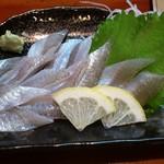 居酒屋澄蔵 - キス刺し(500円)