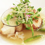 リベルタス - 魚料理:魚市場直送 シェフ厳選の鮮魚 '13 8月上旬
