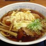 喜多山 - チーズチャーシューメン