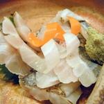 滋菜 さん三郎 - 【2013−8】太刀魚のたたき♪