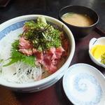 どんむす - ねぎとろ丼¥1280
