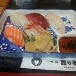 鮨の安さん - 生寿司