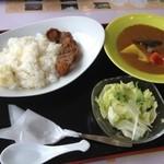 20621250 - 鹿肉カツカレー 1250円