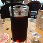 ラ・メール・プラール - アイスコーヒー:525円