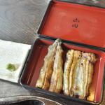 白焼き(並)(2800円)