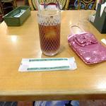 サイゼリヤ - アイスティー/ドリンクバー:180円