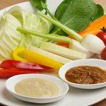 自然野菜レストラン 駒込 ナーリッシュ - 自然栽培野菜と厳選有機栽培野菜が召し上がれるおすすめの一皿!