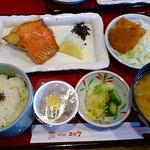 北海道料理ユック - ランチ 2013/06