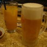 20626059 - オリオンビールとサワー