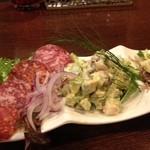 エキゾチカ - 前菜 3種 チョイス