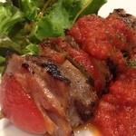 FU DINING - 牛フィレのシシカバブ 980円