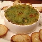 FU DINING - エスカルゴの香草バター焼き 880円