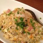 FU DINING - 五目チャーハン 800円