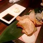 神戸創作Dining 縁 - えいひれ炙り 504円