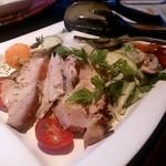 20628611 - 鶏ローストサラダ 819円