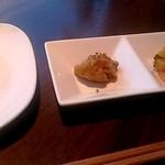神戸創作Dining 縁 - お通し 315円