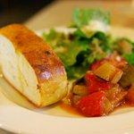イタリア食堂 LAPANCIA - ランチ前菜