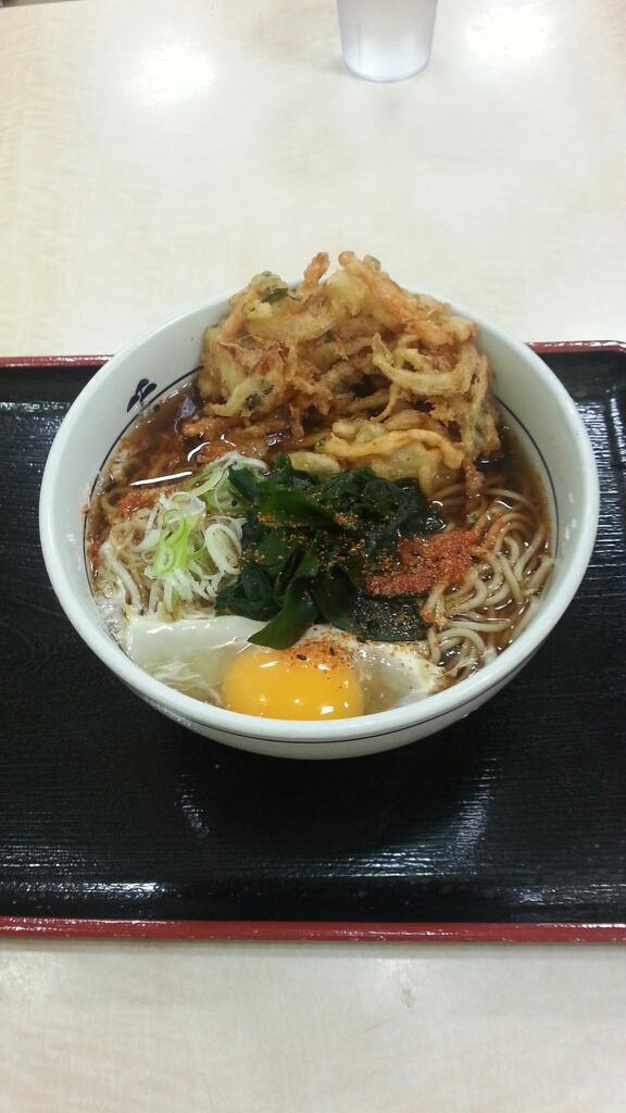 名代 箱根そば 鶴川店