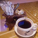海の宇宙館 喫茶コーナー - コーヒー