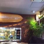 five feet cafe - 水槽☆