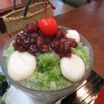 松屋 - 抹茶ぜんざい600円