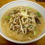 桂山 - モヤシ坦々麺 ¥800
