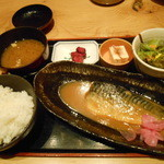 北陸王 - 鯖味噌煮定食