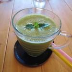 ユナイテッドカフェ - 抹茶スムージー