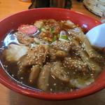 羅亜~麺 加藤屋 - しょうゆホルメン