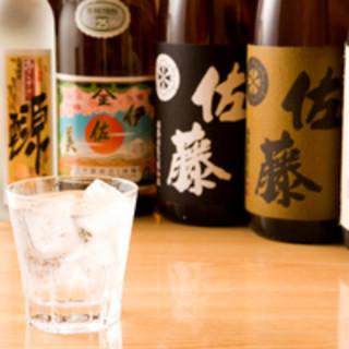 日本各地の地酒、銘酒が充実!