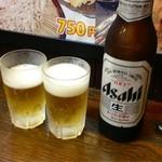 20641475 - ビール(小瓶) ¥300