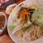 濃菜麺 井の庄 - 【8/18まで期間限定】魚踊つけ麺(800円)