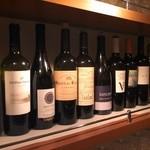 アルヴィノ - グラスワインは15種類以上